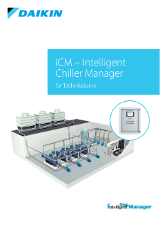 iCM – Intelligent Chiller Manager